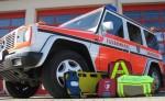 Fahrzeug und Ausrüstung